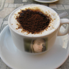 Photo on a cup